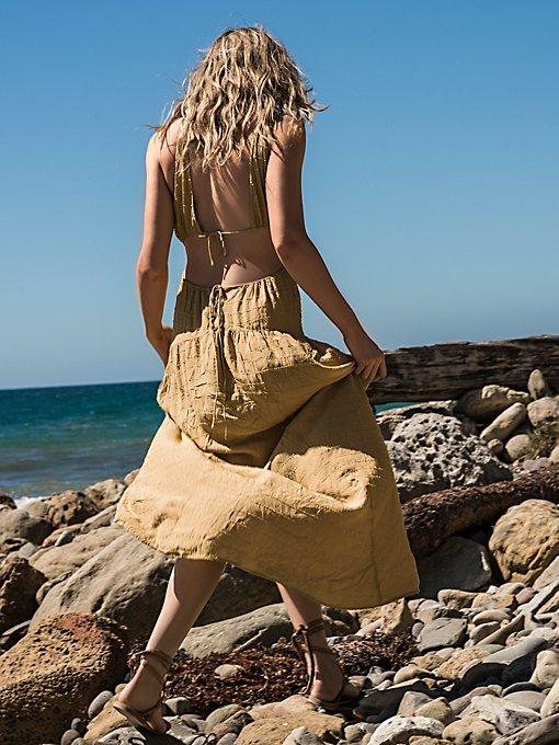 Mandaling Dress
