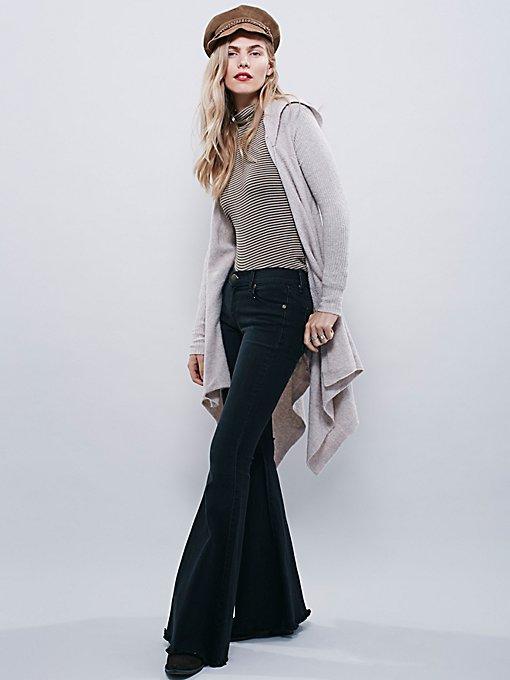 Sloane Hooded Wrap Cardi