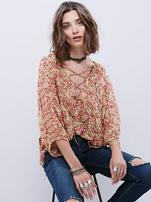 FP One Maya Lace Top