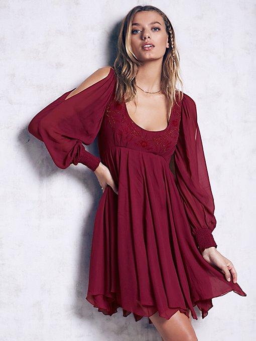 Tatiana Swing Dress