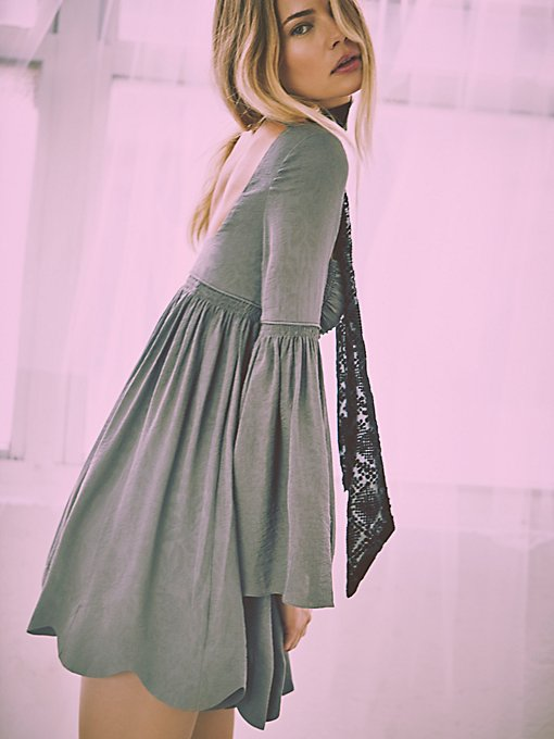 Duchess Babydoll Dress