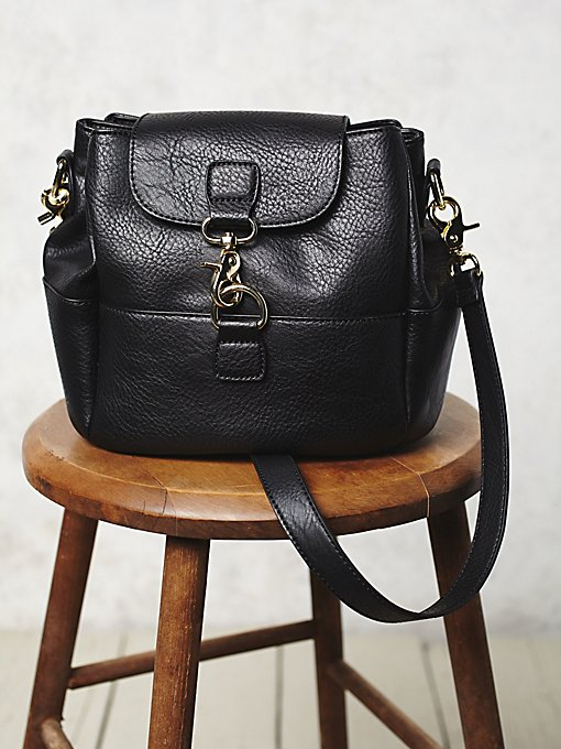 Java Street Crossbody