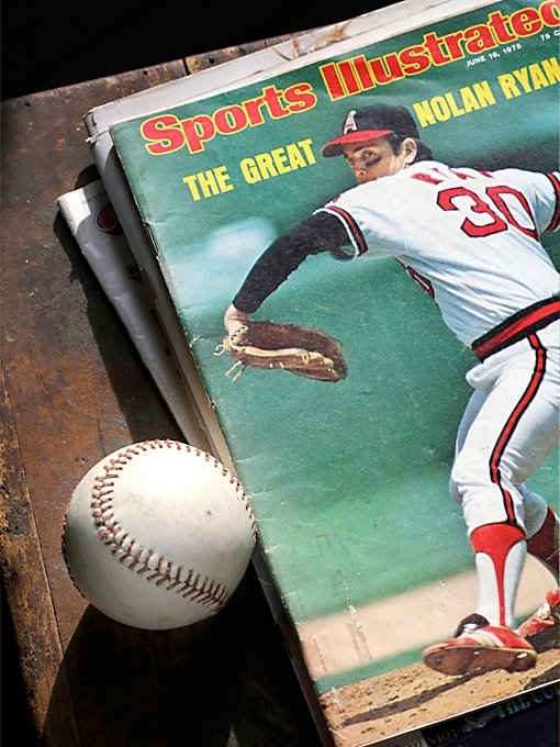 Vintage Sports Illustrated Magazine