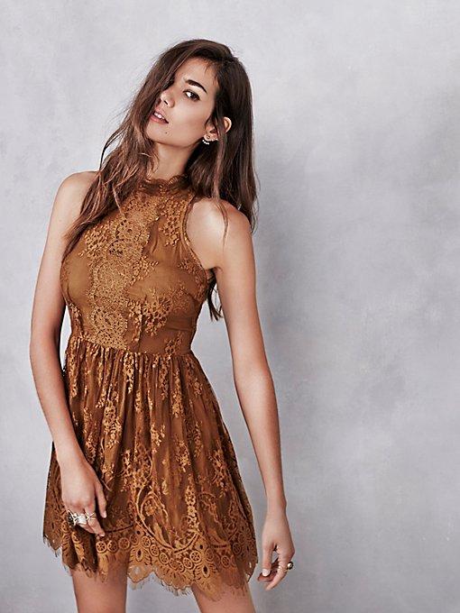 Verushka Mini Dress
