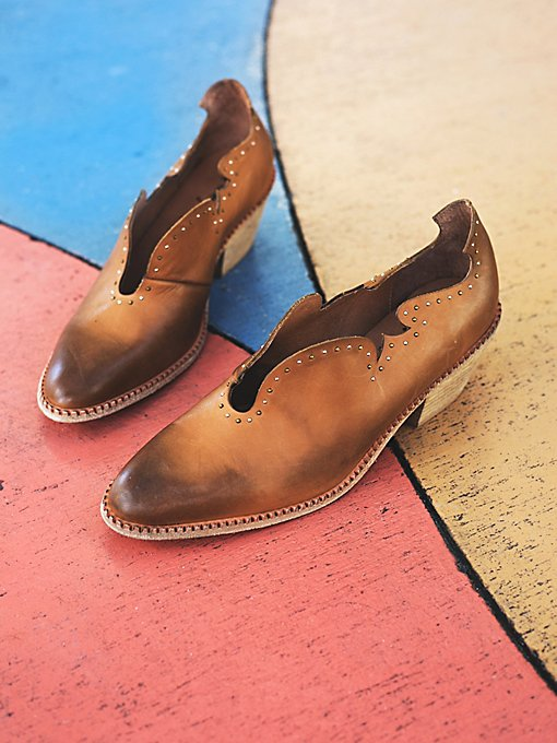 Wild Wyoming Ankle Boot