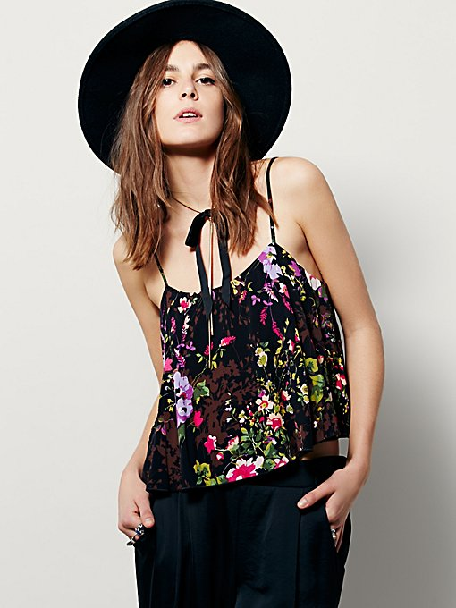 Printed Perfect Day Cami