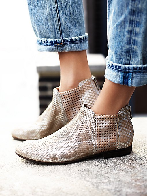 Clean Slates Ankle Boot