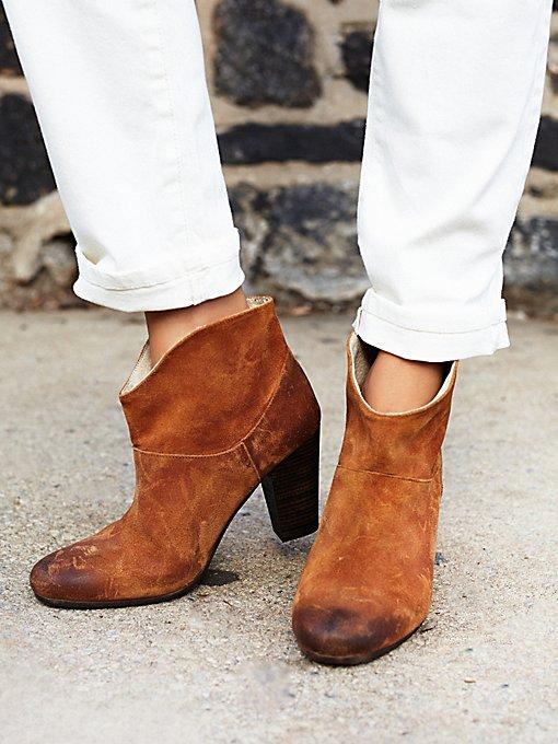 Westmont Heel Boot
