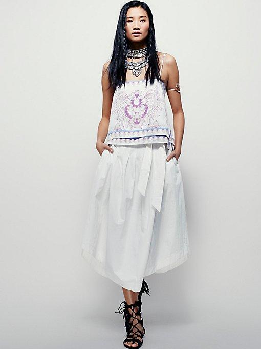 Riptide Midi Skirt