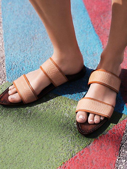 Oaklyn Slip On Sandal