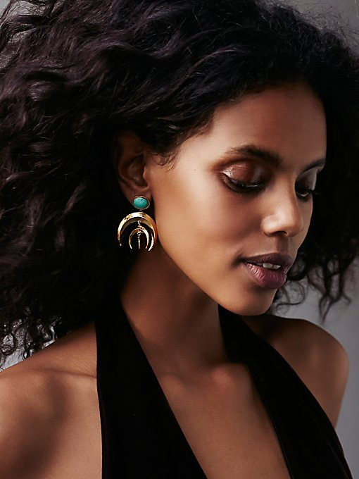 Moonchild Earring