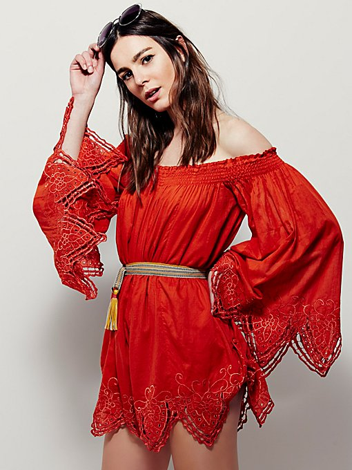 Think Warm Thoughts Romper