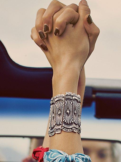 Dune Diamond Bracelet