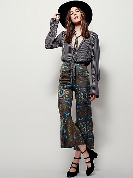 New Romantics Savannah Pant