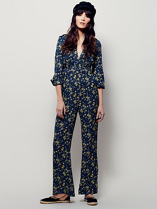 Some Like It Hot Jumpsuit
