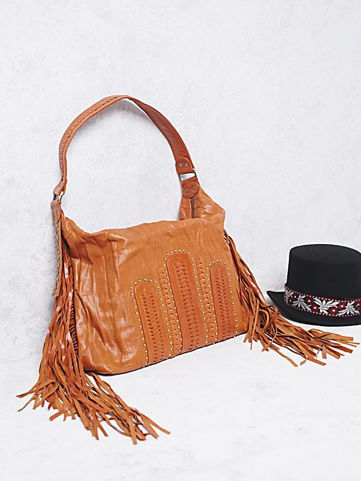 Free Soul Leather Tote