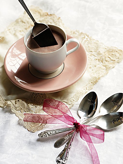 Choose-a-Message Hot Chocolate Spoon
