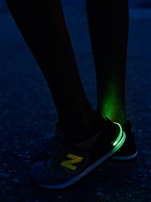 LED Running Shoe Clip