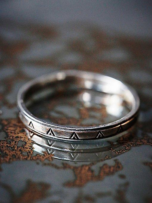 Teepee Ring