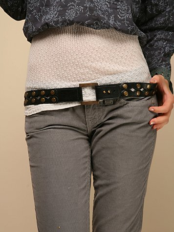 Studded Chasm Belt