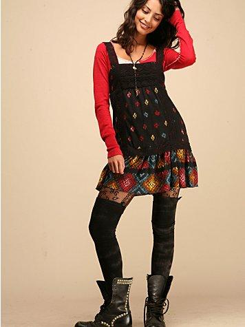 Ana's Sweater Knit Dress