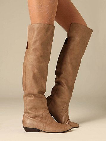 Eve Over The Knee Flat Boot